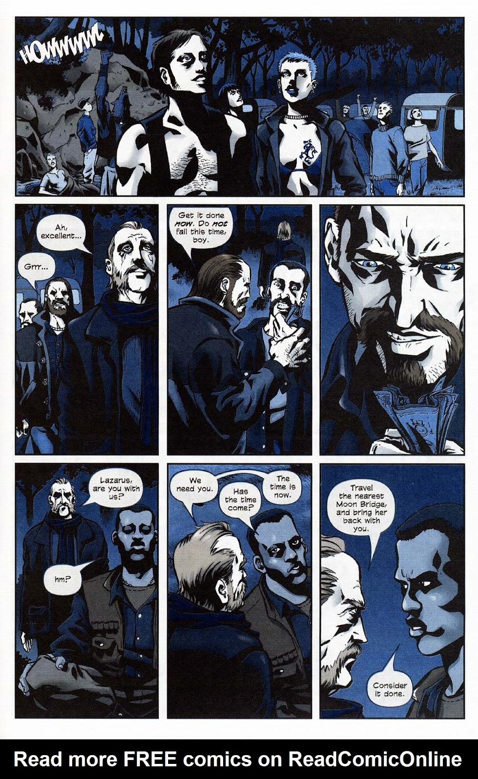 Read online Werewolf the Apocalypse comic -  Issue # Get of Fenris - 21