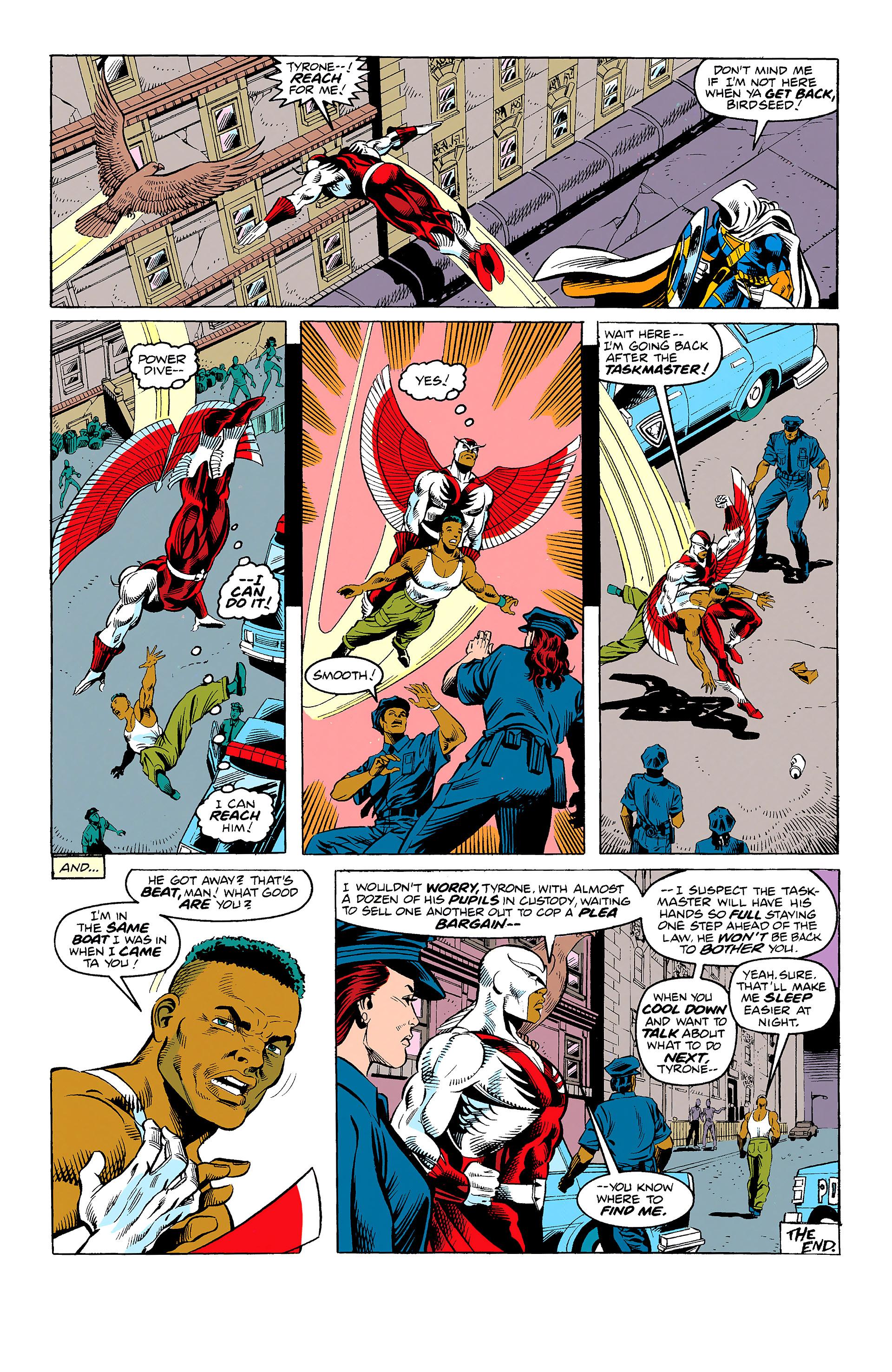 Read online Captain America (1968) comic -  Issue # _Annual 11 - 45