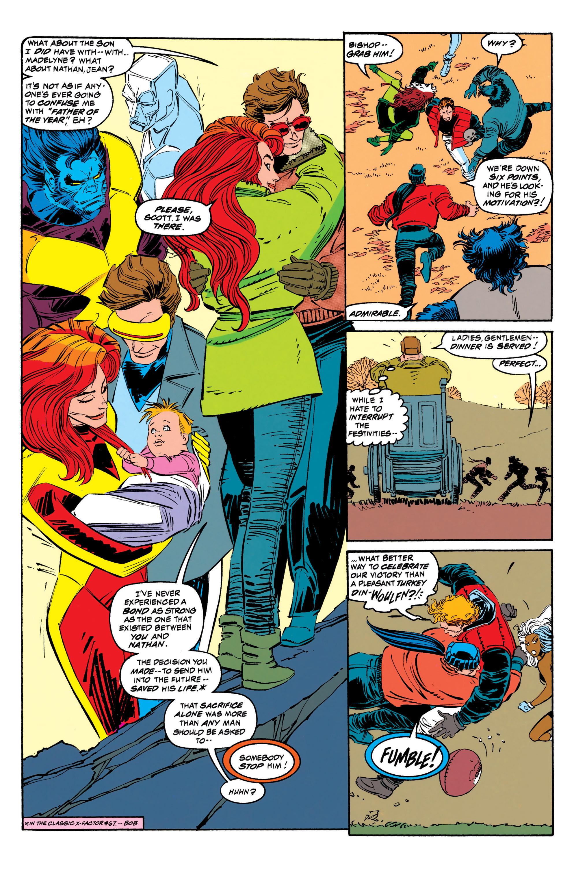 Read online Uncanny X-Men (1963) comic -  Issue #308 - 14