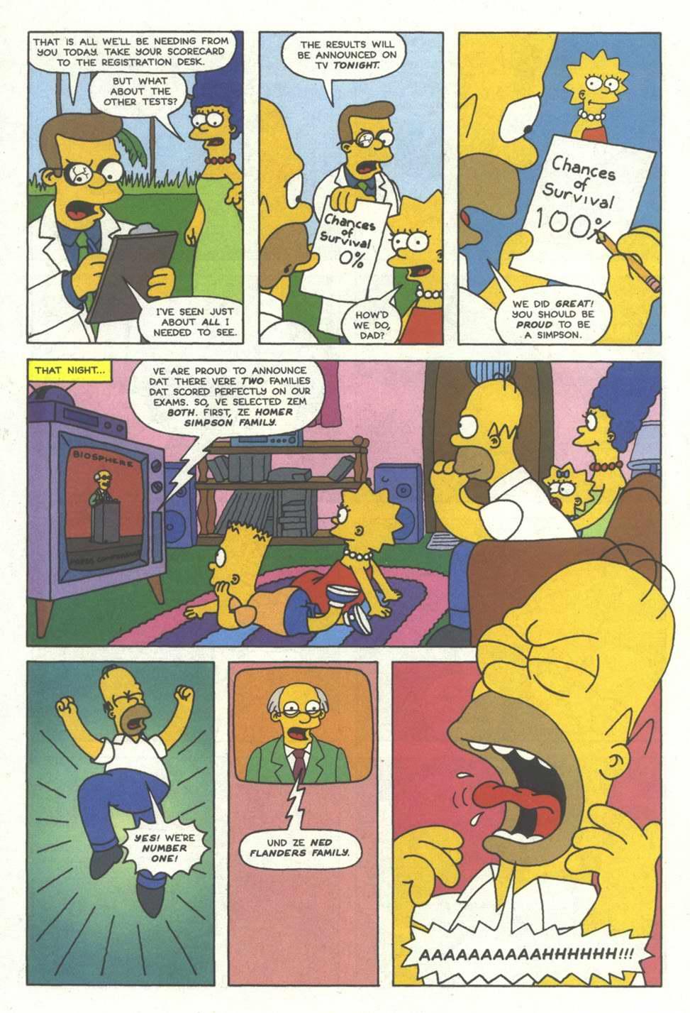 Read online Simpsons Comics comic -  Issue #12 - 9