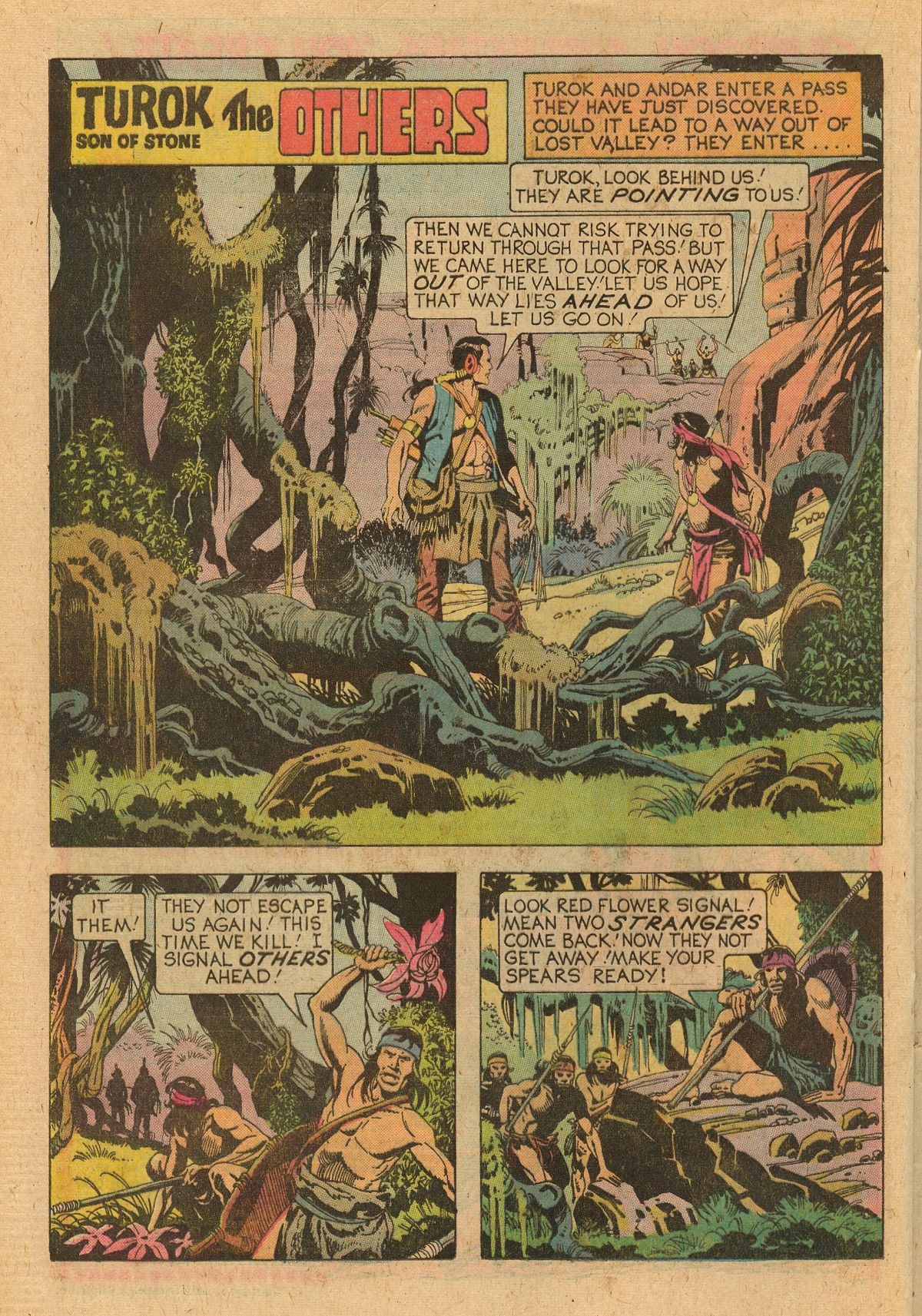 Read online Turok, Son of Stone comic -  Issue #107 - 20