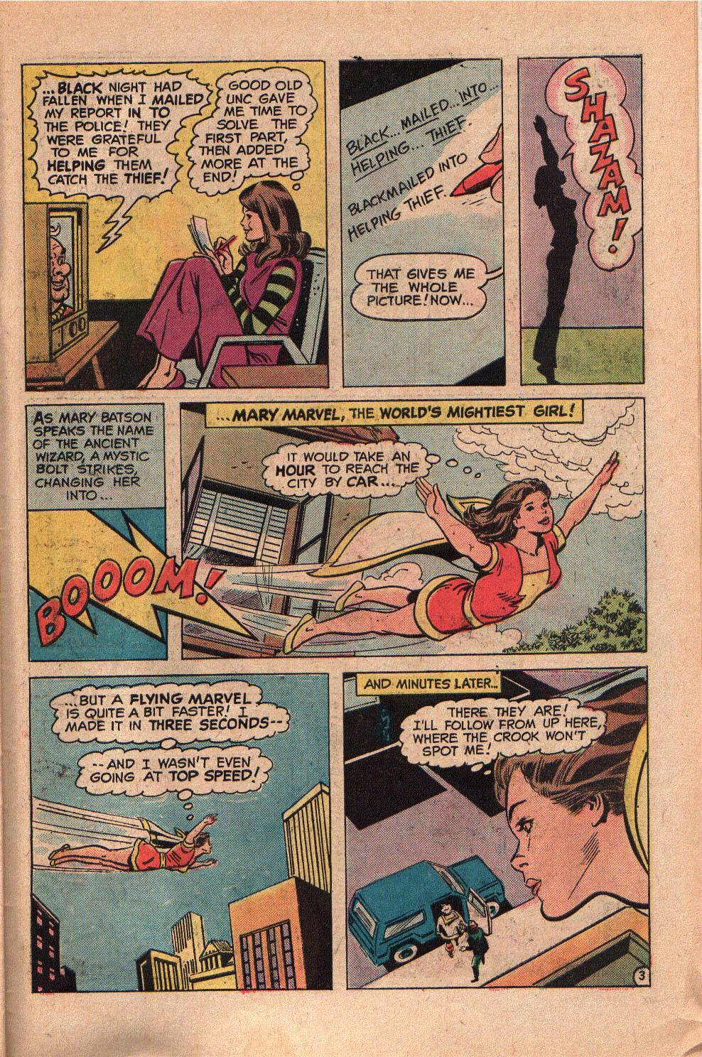 Read online Shazam! (1973) comic -  Issue #19 - 27
