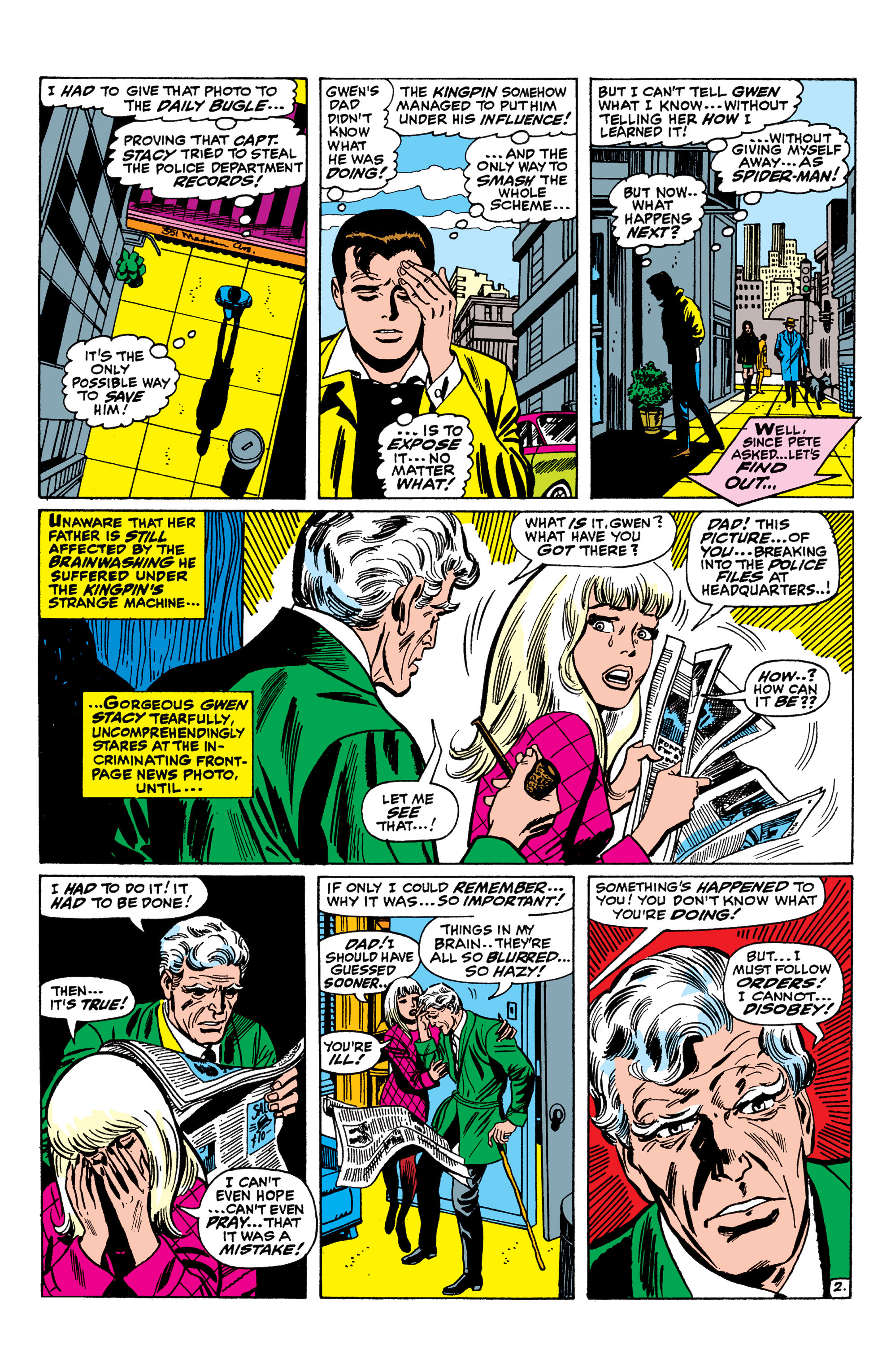 The Amazing Spider-Man (1963) 61 Page 2