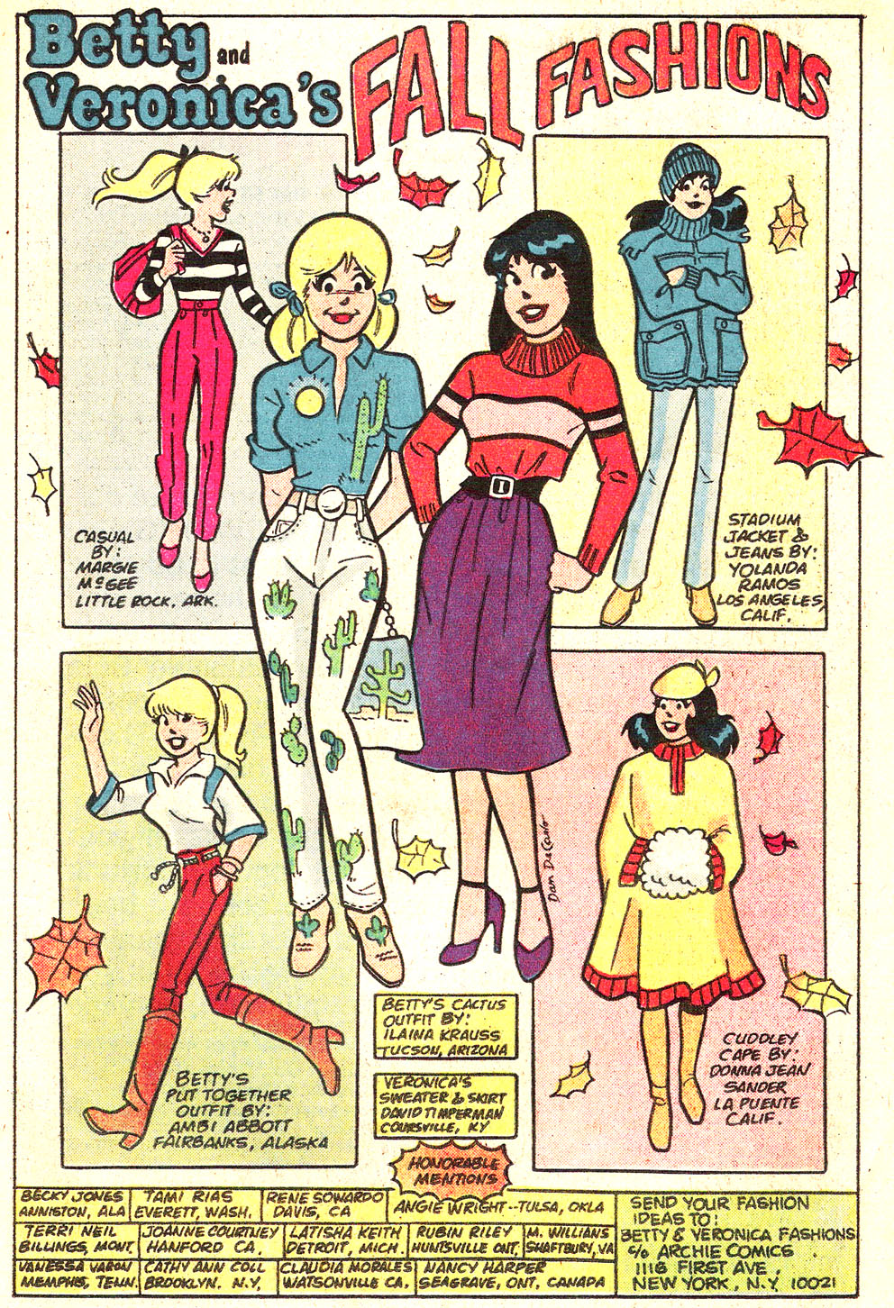 Read online Archie's Girls Betty and Veronica comic -  Issue #313 - 11