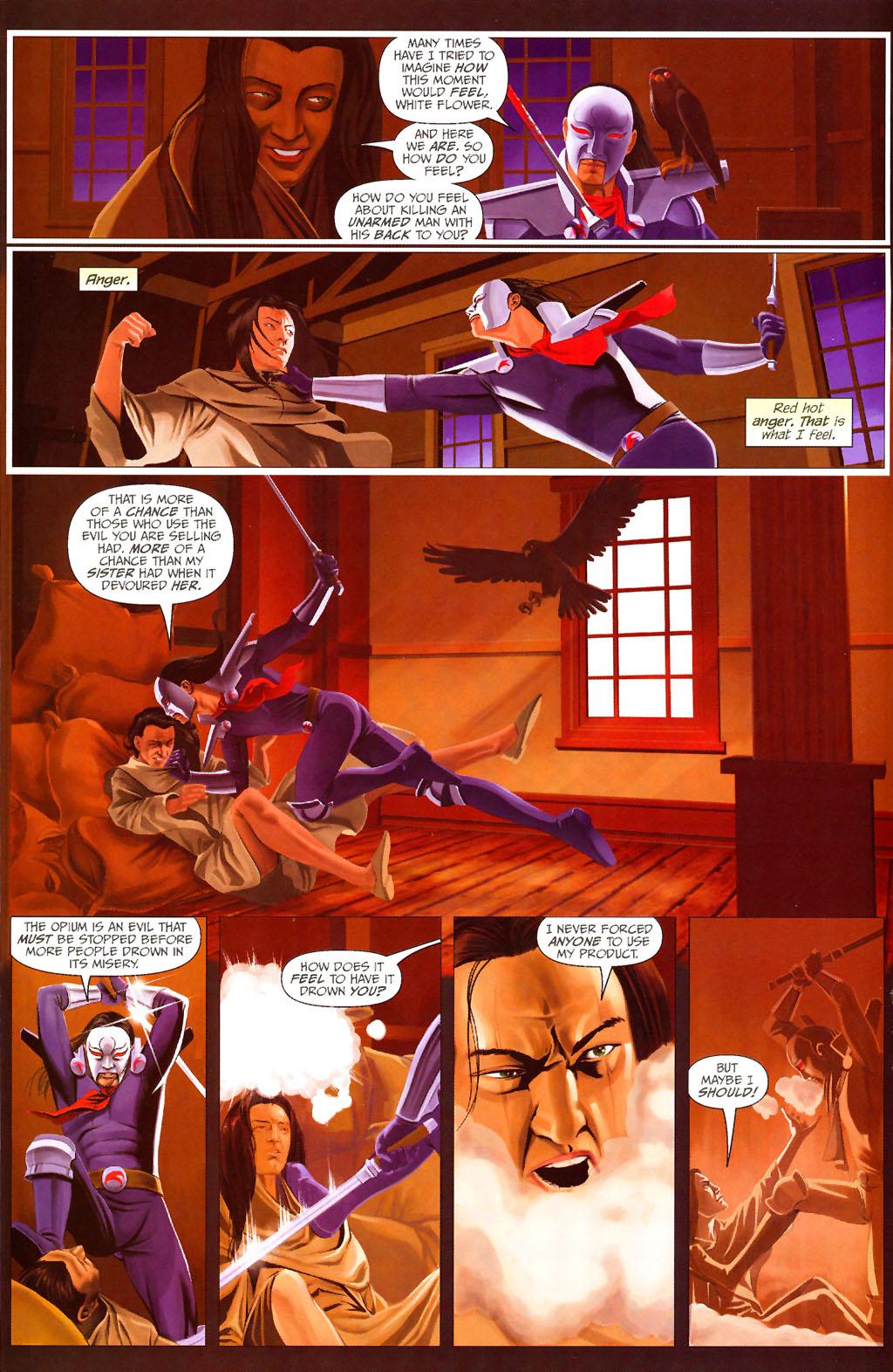 Read online ShadowHawk (2005) comic -  Issue #13 - 15