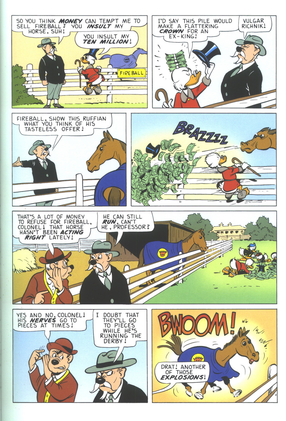 Read online Uncle Scrooge (1953) comic -  Issue #340 - 7