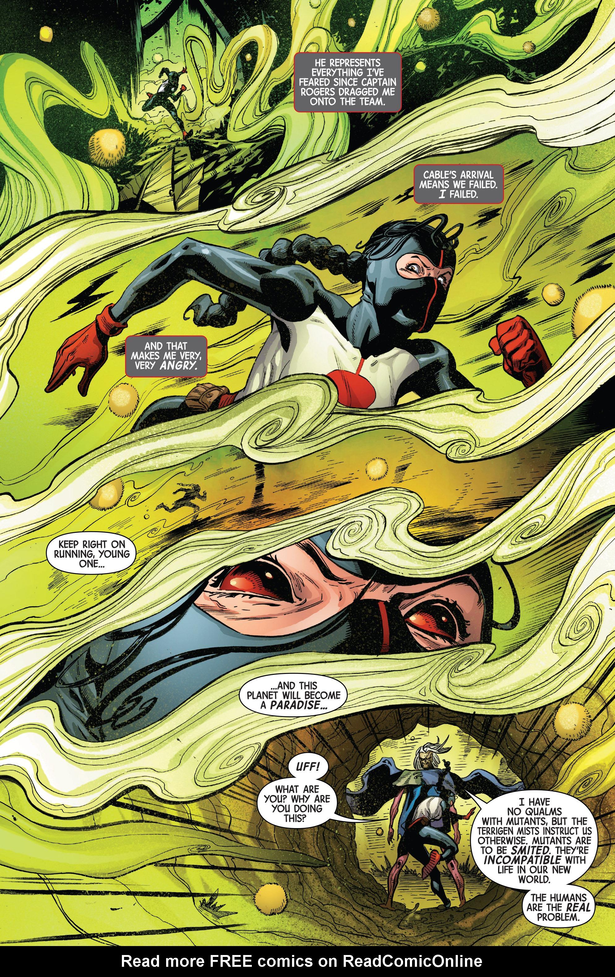 Read online Uncanny Avengers [II] comic -  Issue #3 - 20