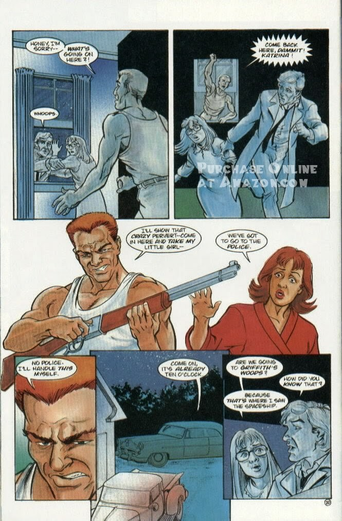 Read online Quantum Leap comic -  Issue #5 - 21