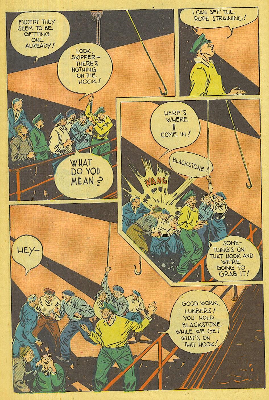Read online Super-Magician Comics comic -  Issue #42 - 13