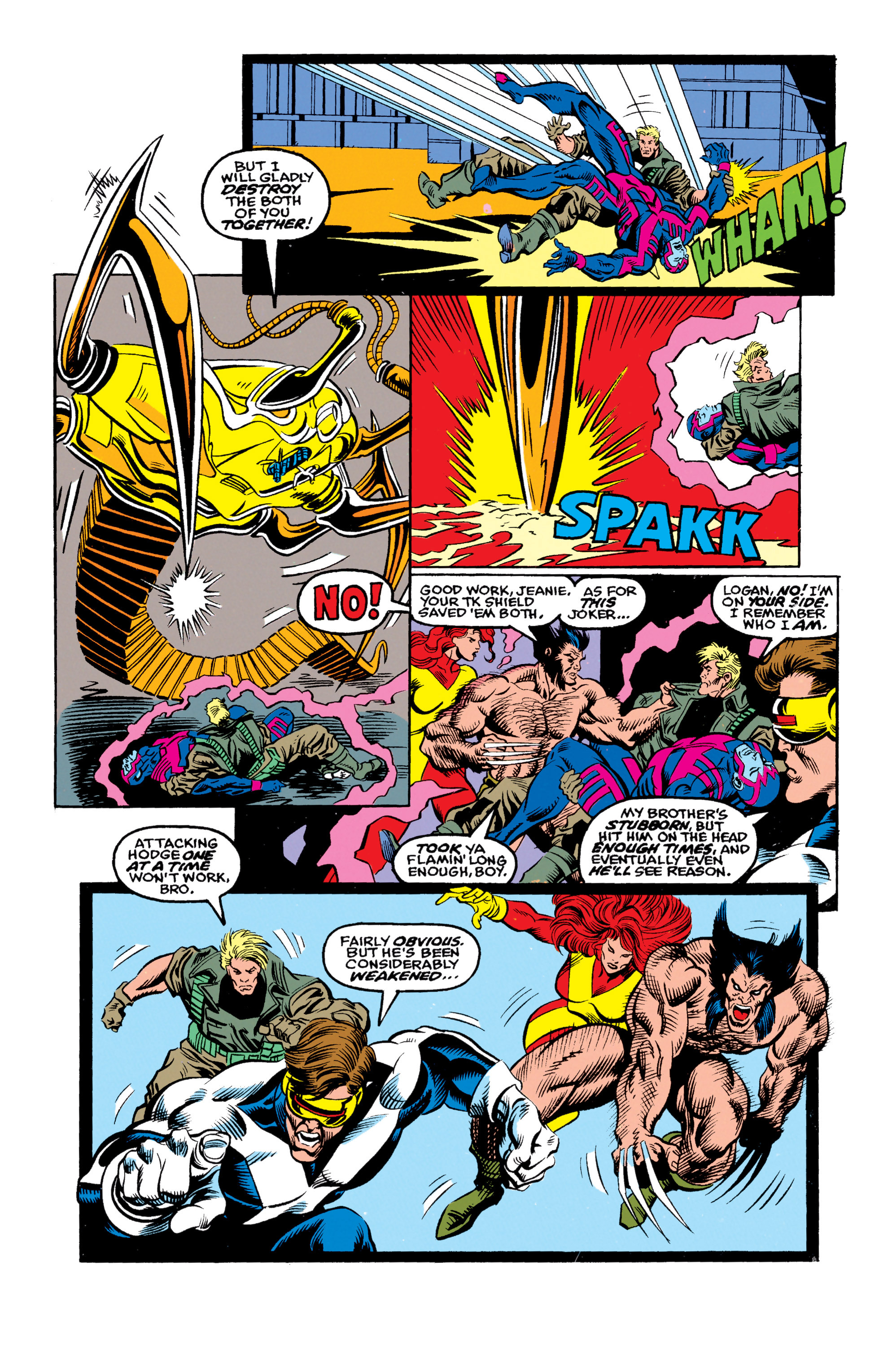 Read online X-Factor (1986) comic -  Issue #62 - 13