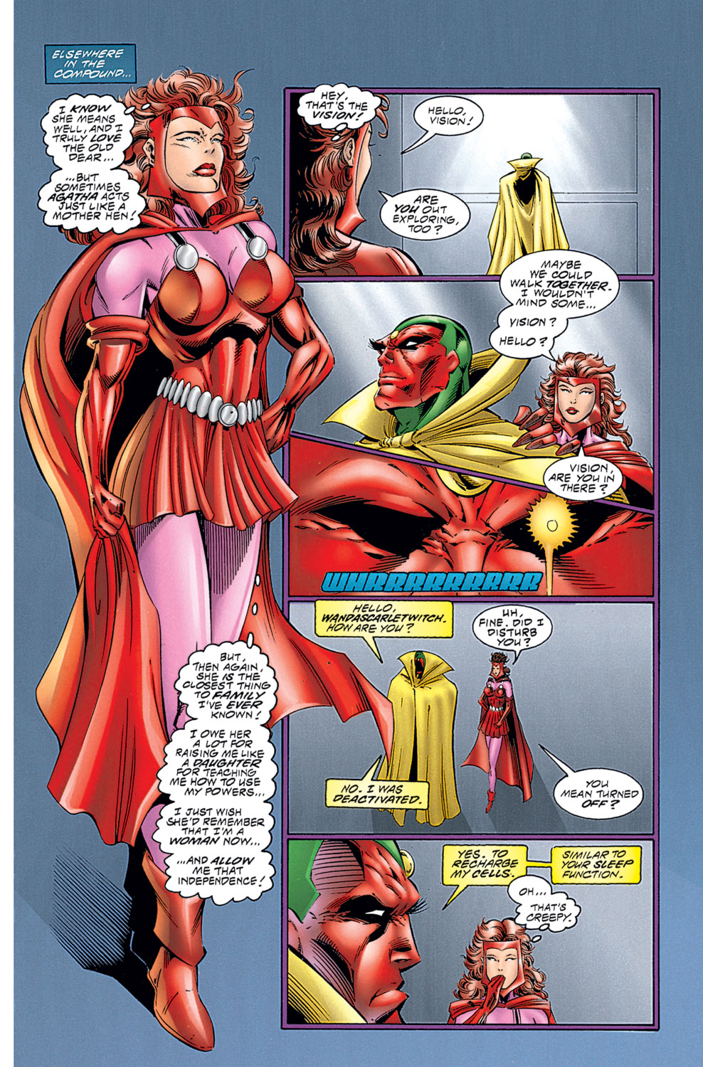 Read online Avengers (1996) comic -  Issue #1 - 15