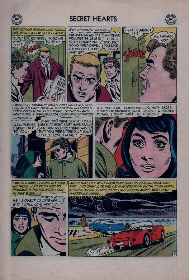 Read online Secret Hearts comic -  Issue #79 - 9