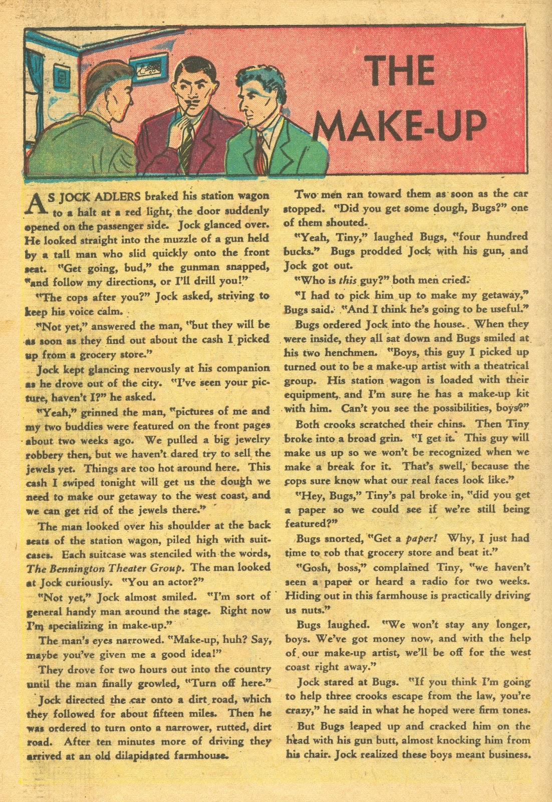 Venus (1948) issue 3 - Page 20