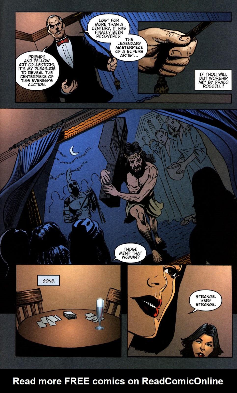Read online Vampire the Masquerade comic -  Issue # Giovanni - 27