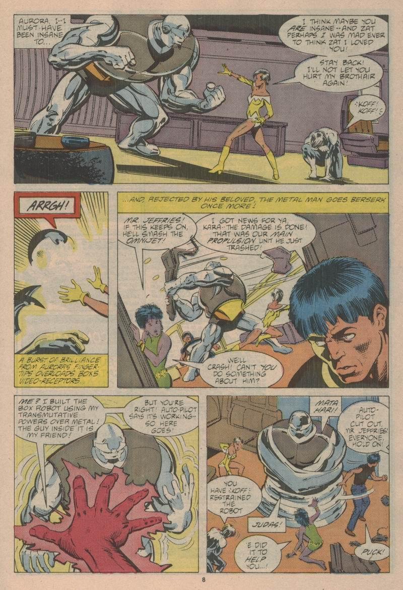 Read online Alpha Flight (1983) comic -  Issue #43 - 9