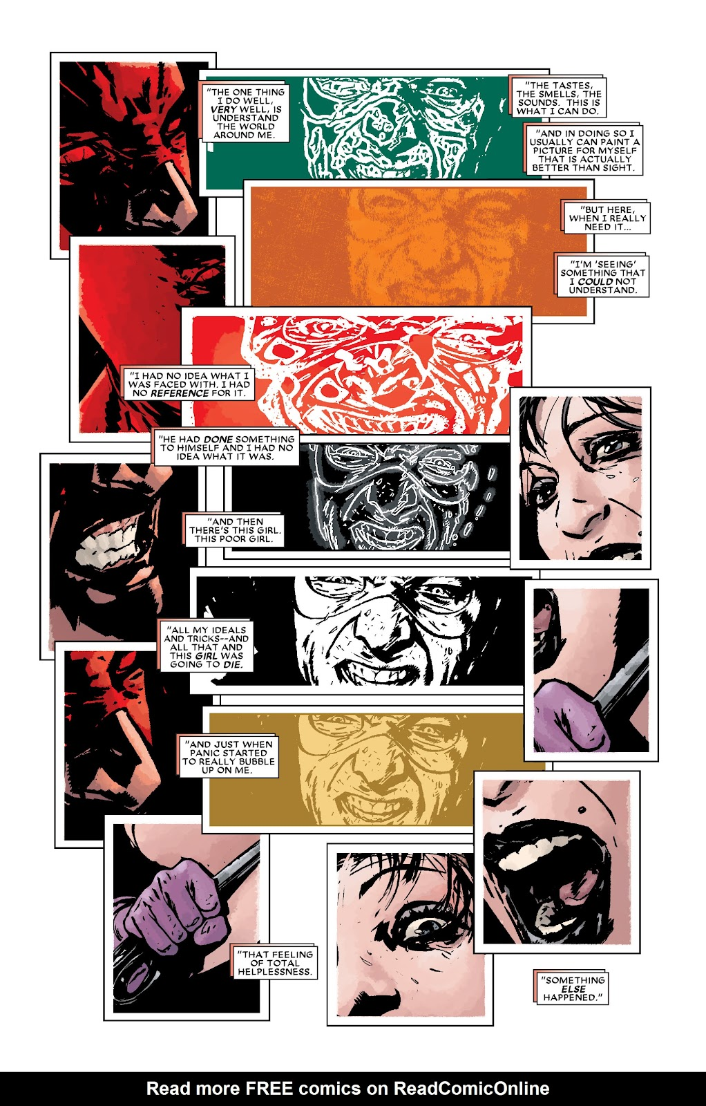 Read online Daredevil (1998) comic -  Issue # _Ultimate_Collection TPB 3 (Part 3) - 6