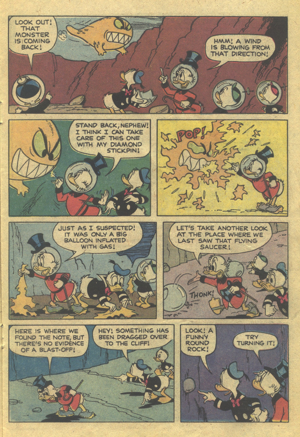 Read online Uncle Scrooge (1953) comic -  Issue #162 - 15