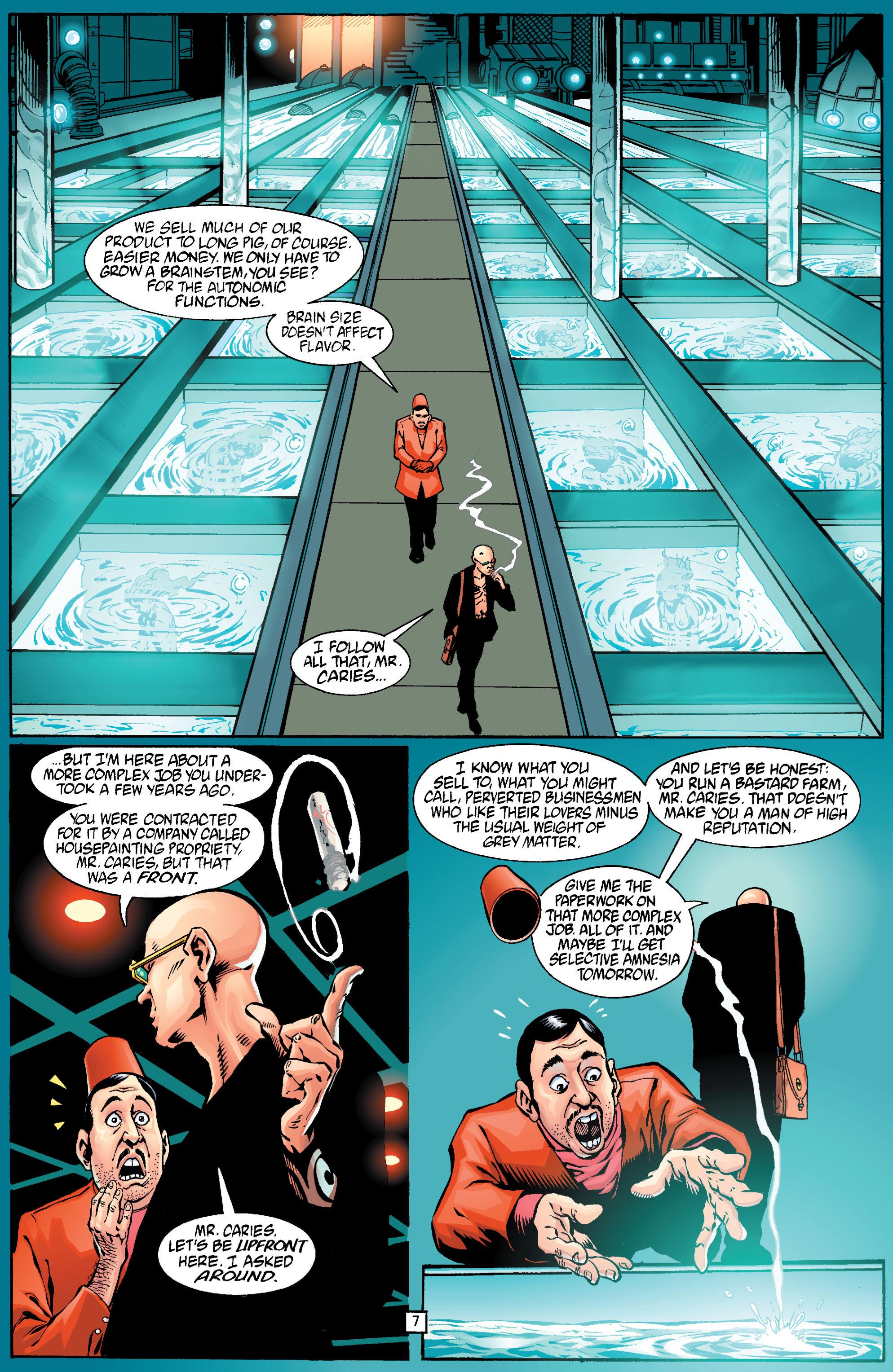 Read online Transmetropolitan comic -  Issue #18 - 8