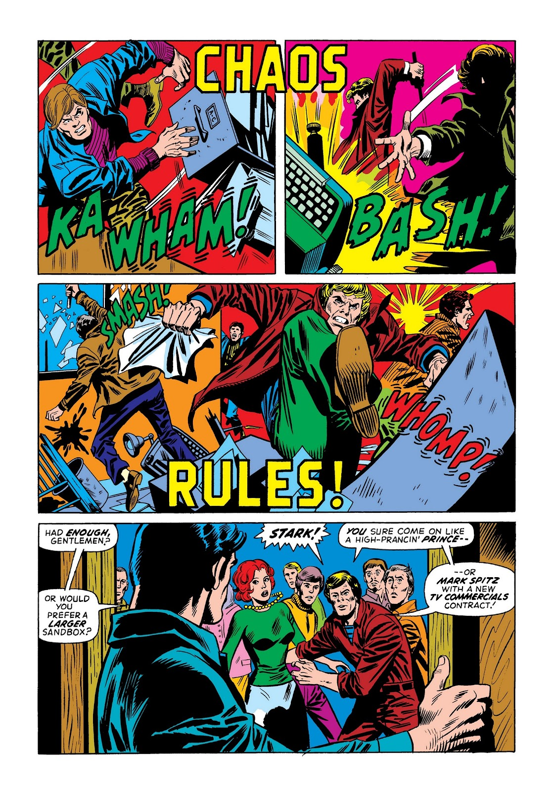 Read online Marvel Masterworks: The Invincible Iron Man comic -  Issue # TPB 9 (Part 2) - 3