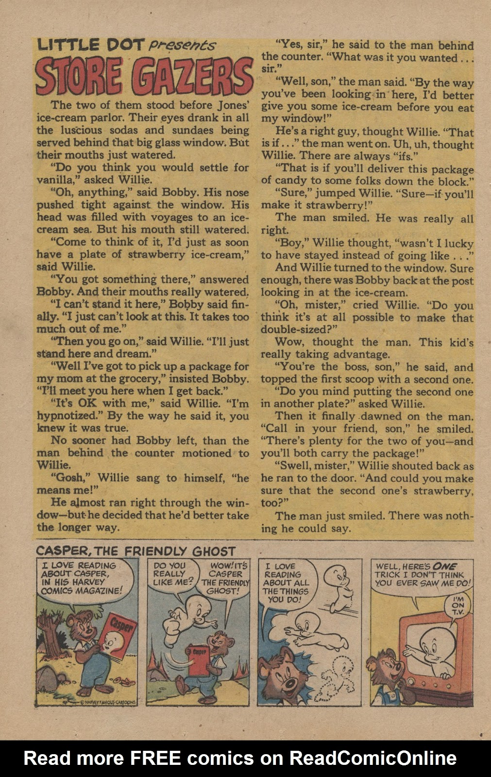 Little Dot (1953) issue 141 - Page 26