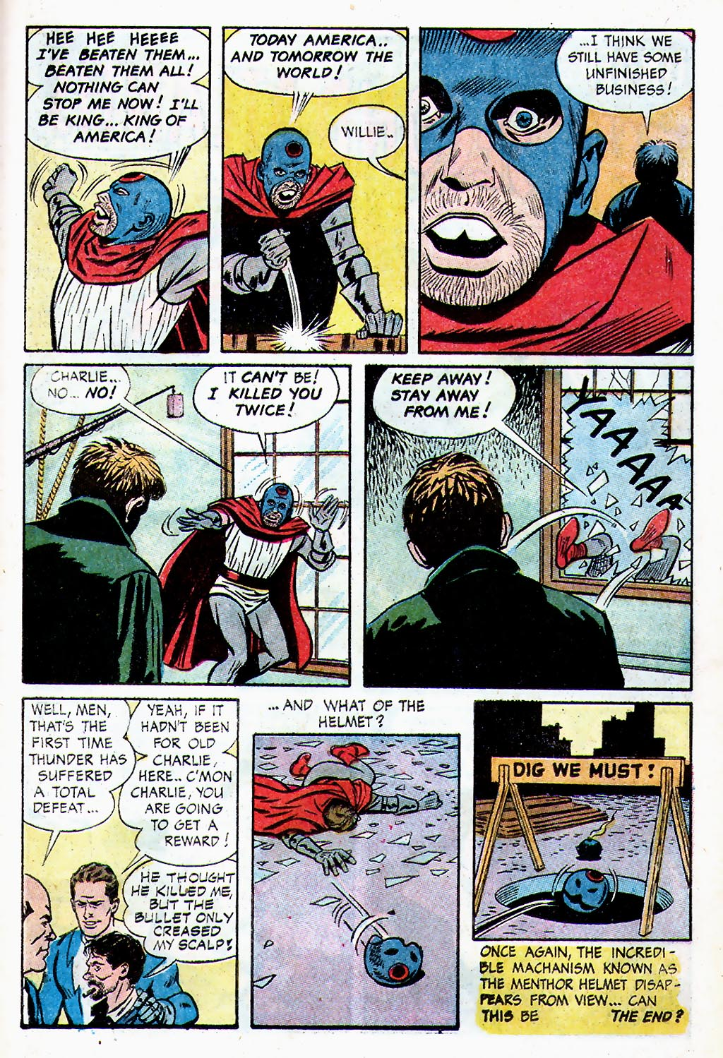 T.H.U.N.D.E.R. Agents (1965) issue 13 - Page 45