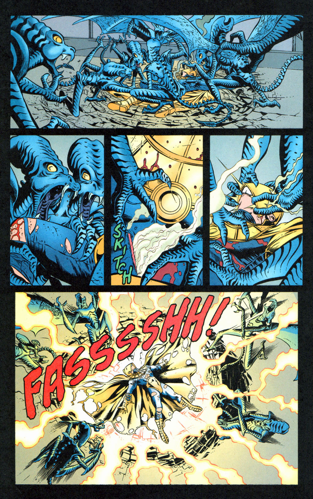Read online Doctor Fate (2003) comic -  Issue #4 - 13