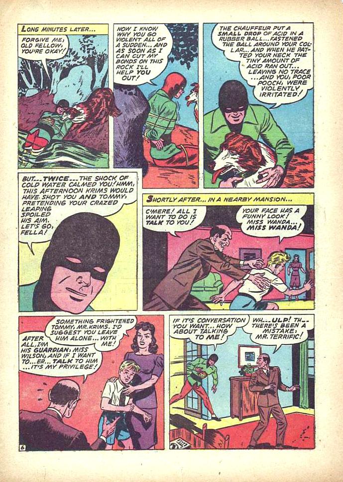 Read online Sensation (Mystery) Comics comic -  Issue #16 - 44
