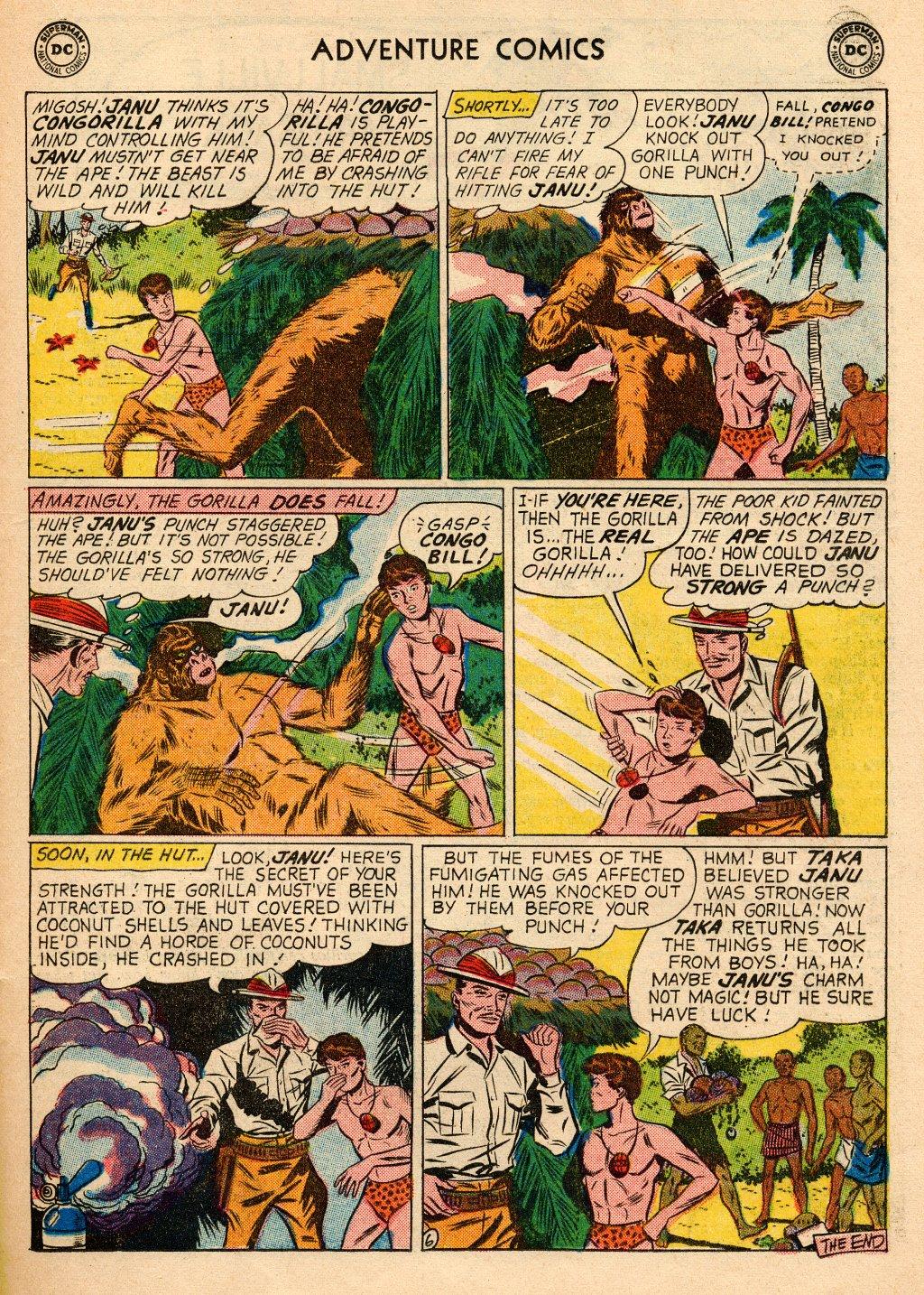 Read online Adventure Comics (1938) comic -  Issue #272 - 23
