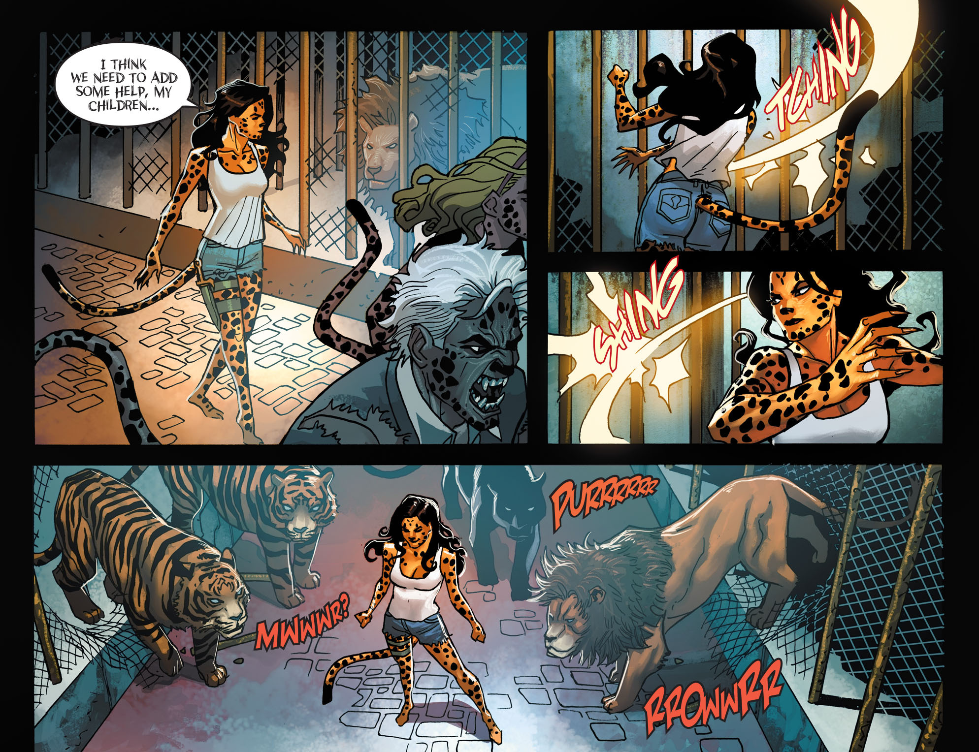 Read online Wonder Woman '77 [I] comic -  Issue #9 - 7