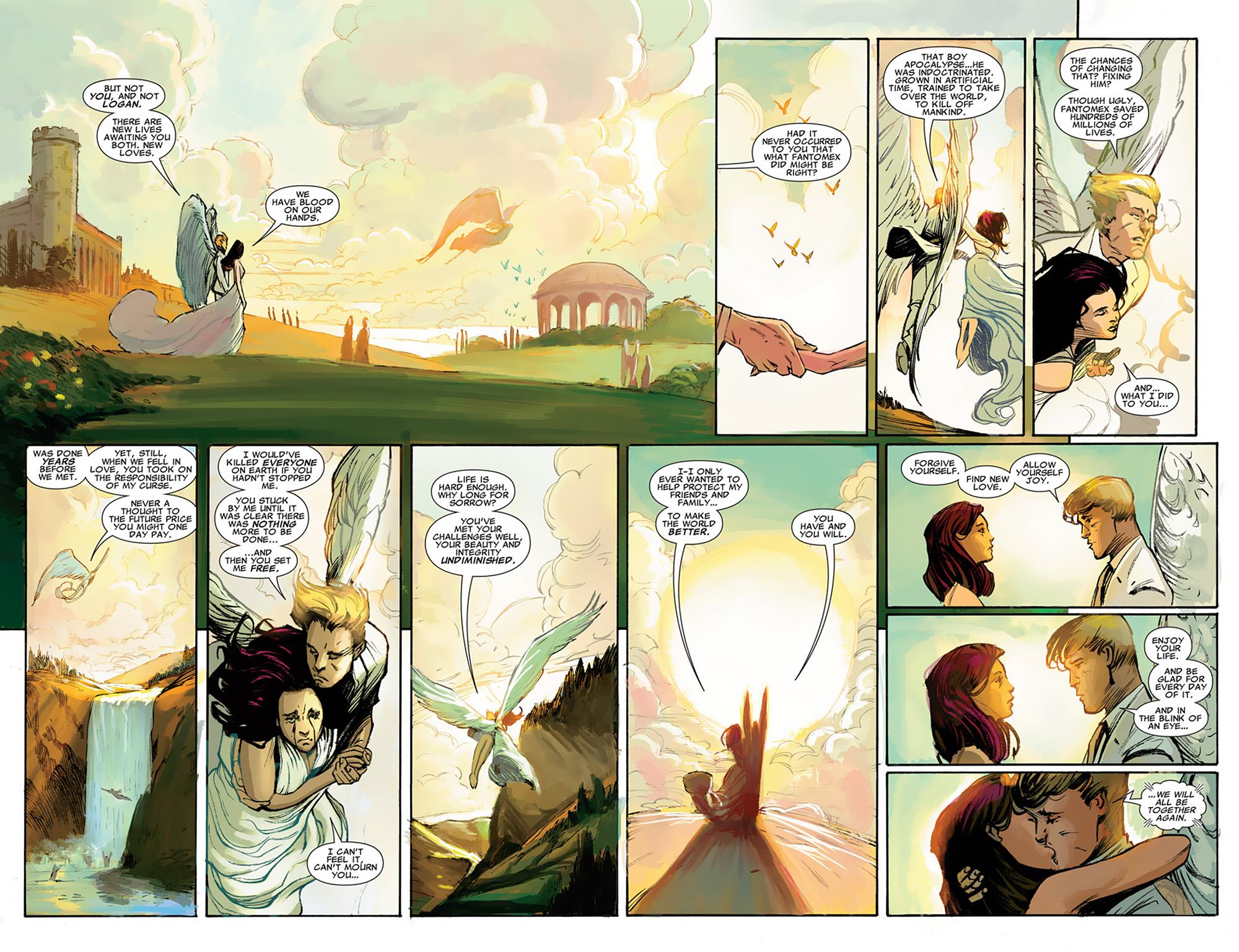 Uncanny X-Force (2010) #29 #31 - English 13