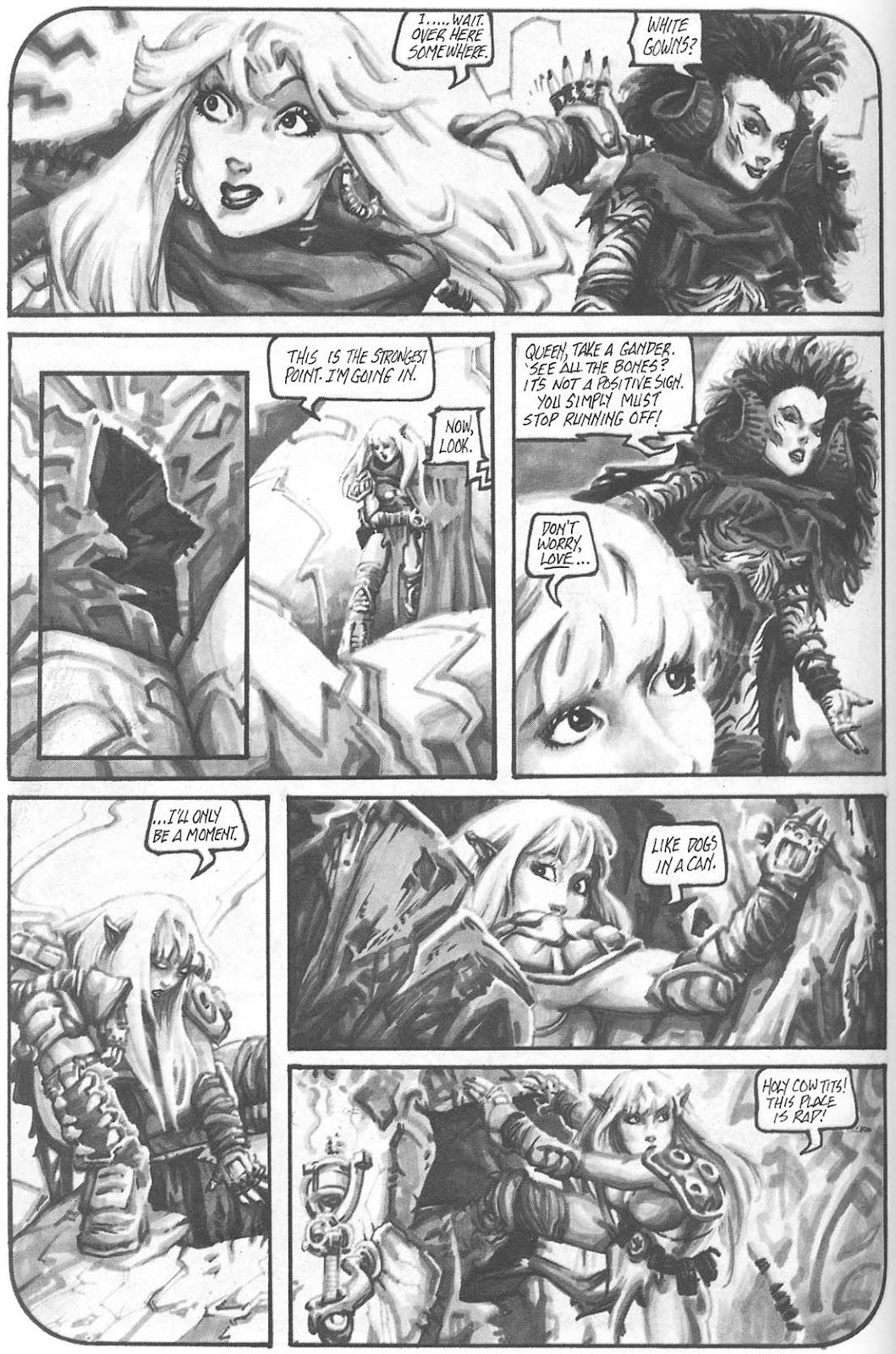 Read online Animal Mystic comic -  Issue #4 - 40