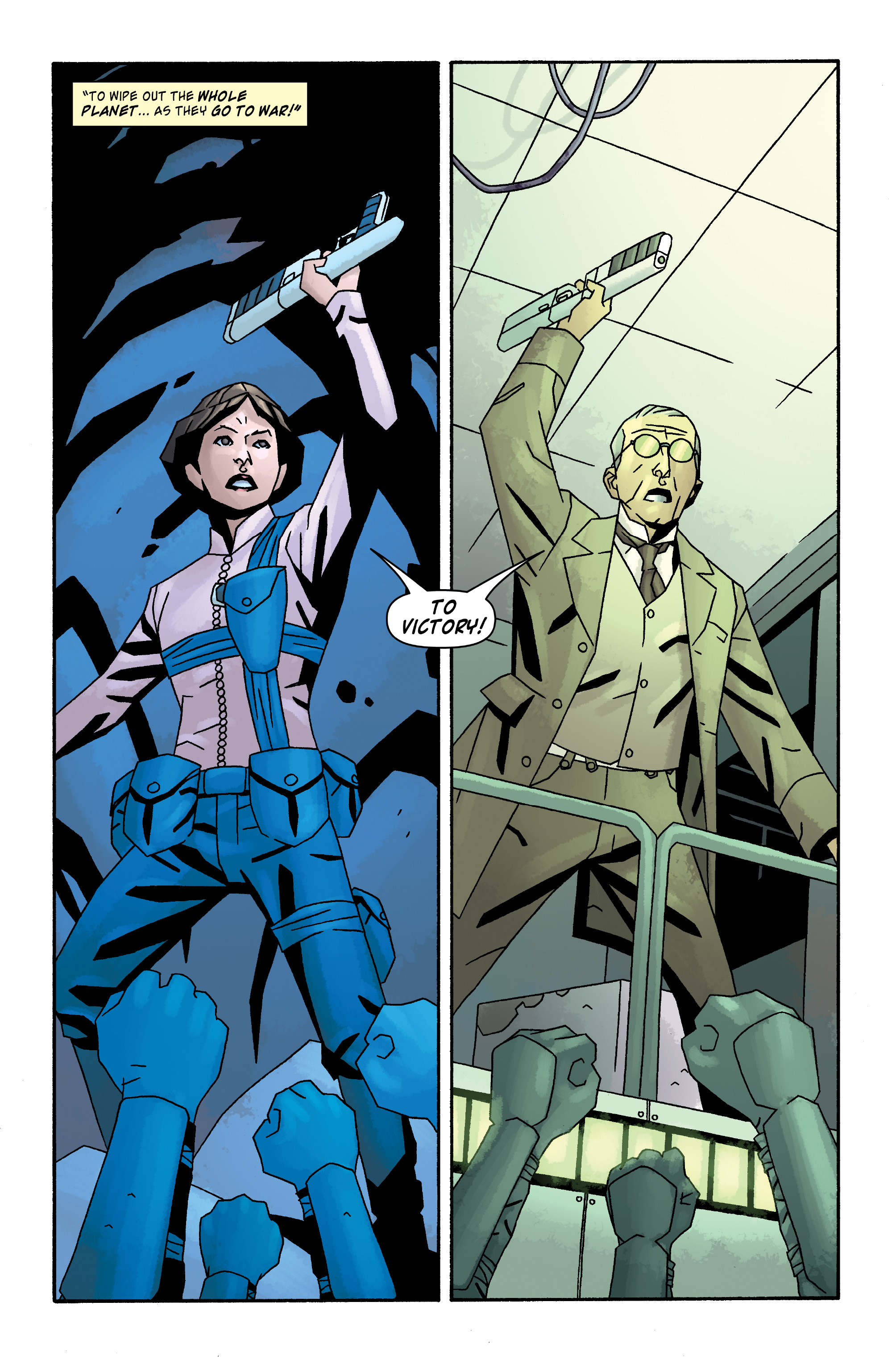 Read online Doctor Who: The Tenth Doctor Archives comic -  Issue #33 - 4