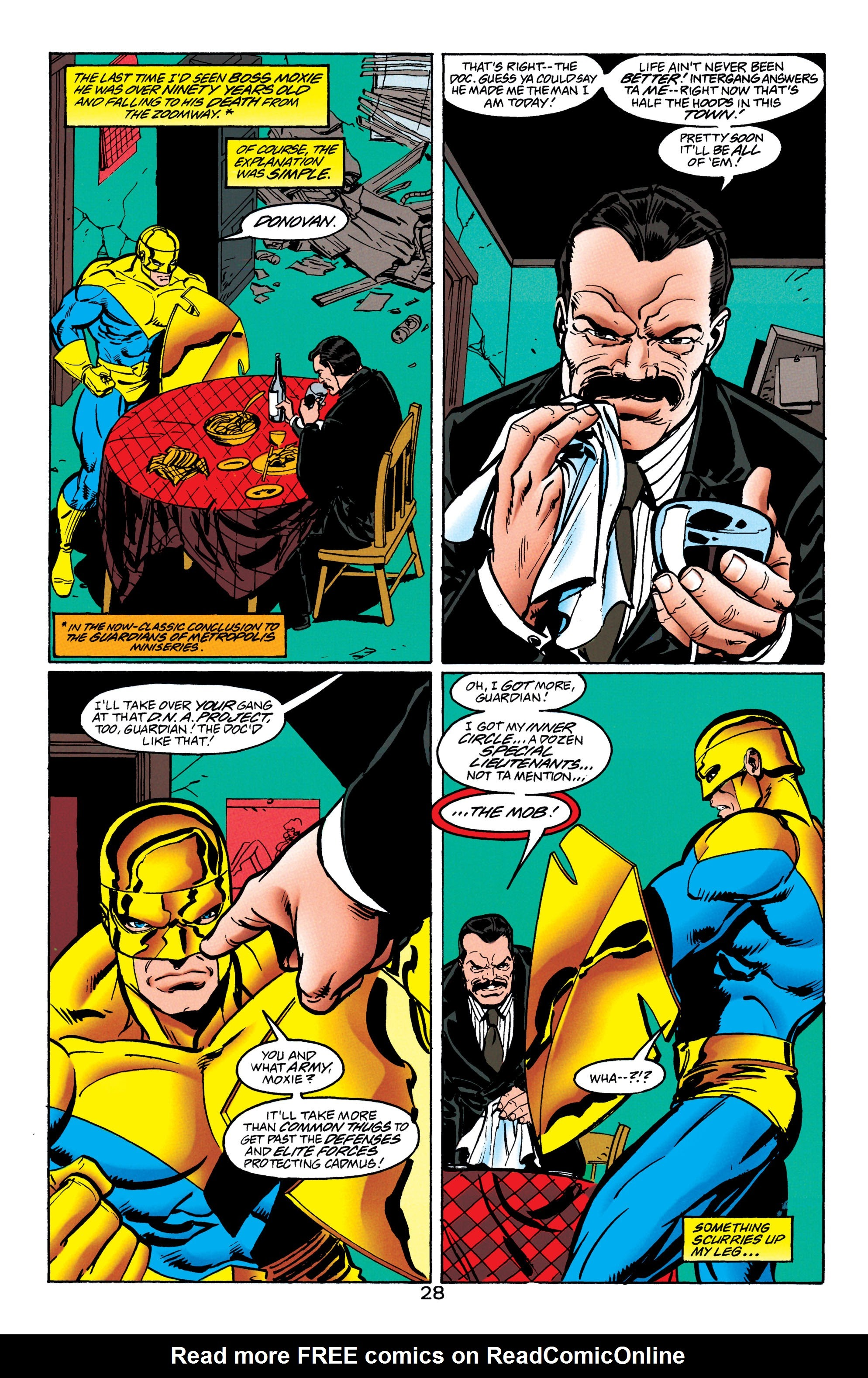 Adventures of Superman (1987) issue 550 - Page 29