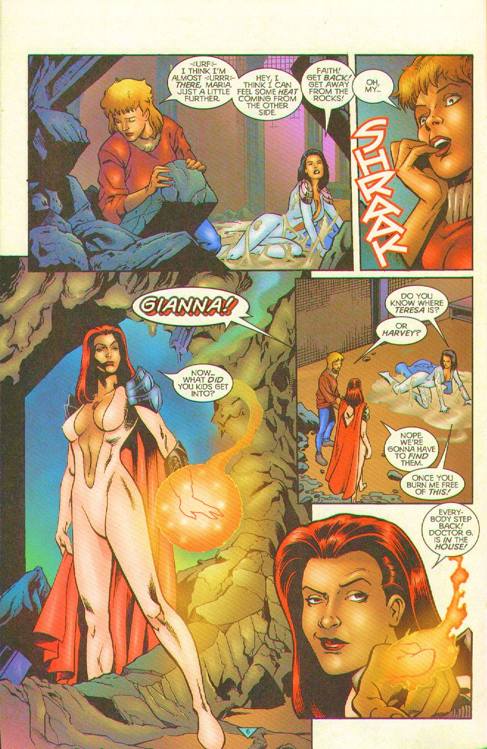 Read online Trinity Angels comic -  Issue #12 - 6