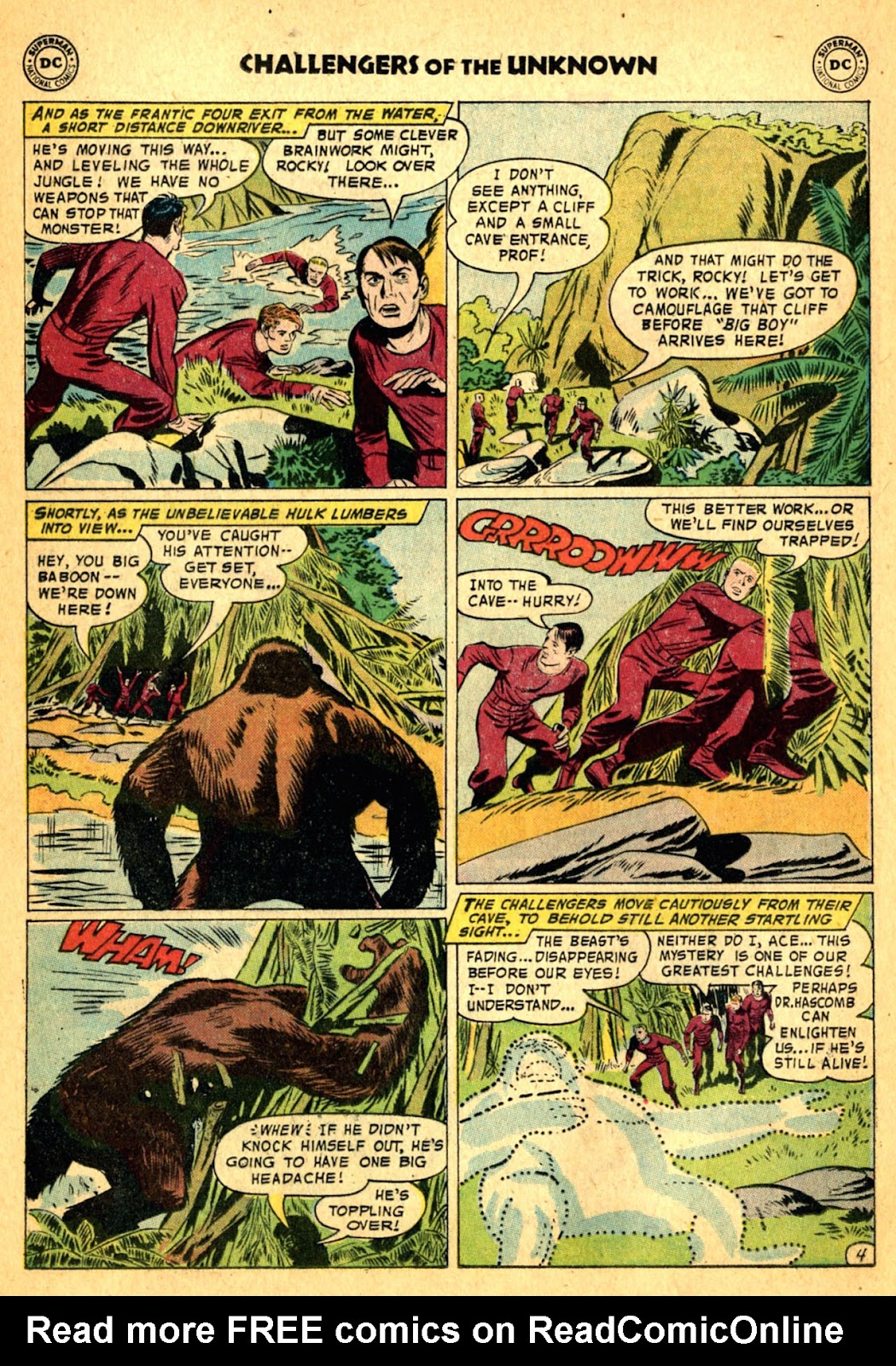 Challengers of the Unknown (1958) issue 2 - Page 20