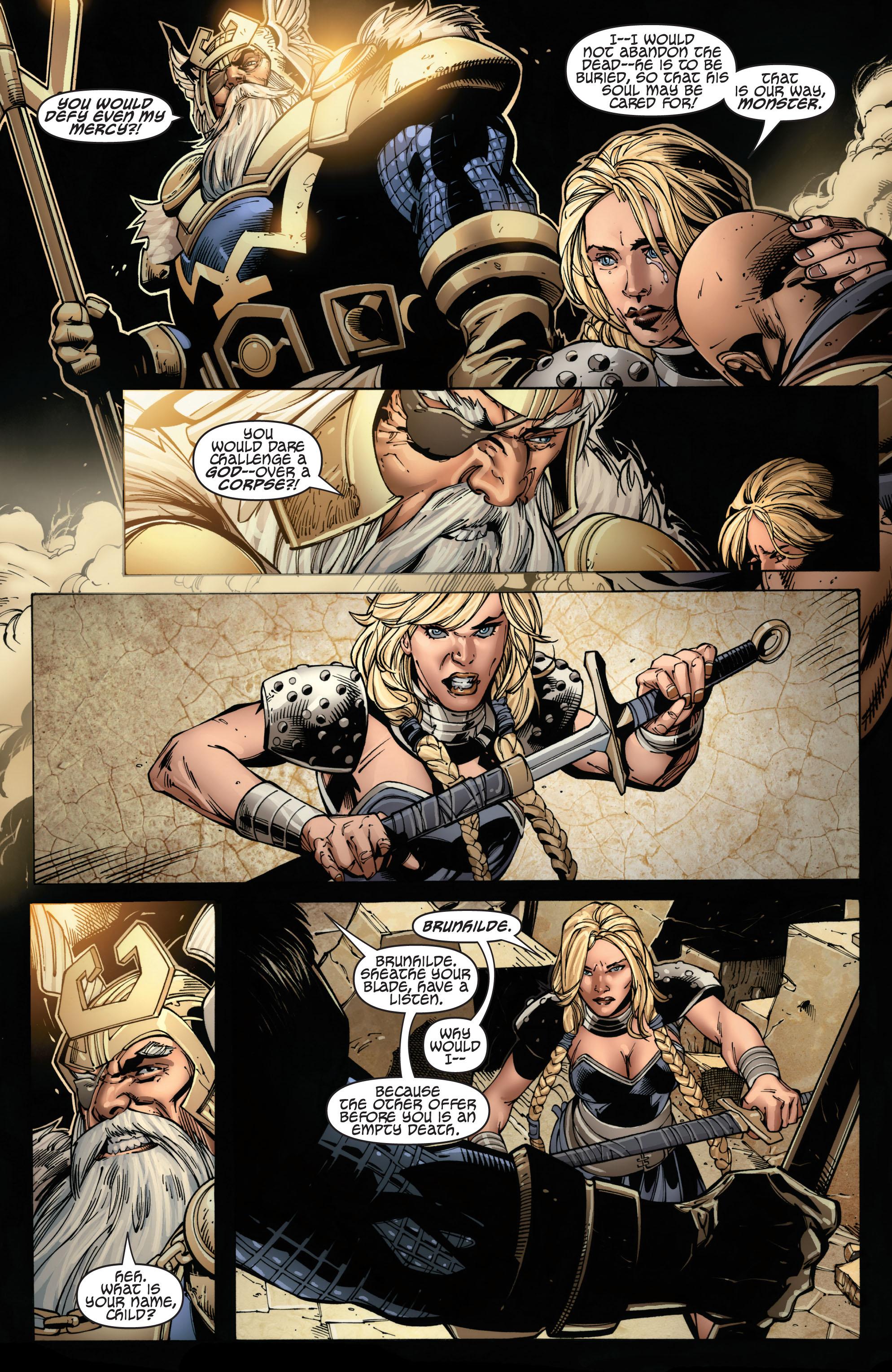 Read online Secret Avengers (2010) comic -  Issue #14 - 20