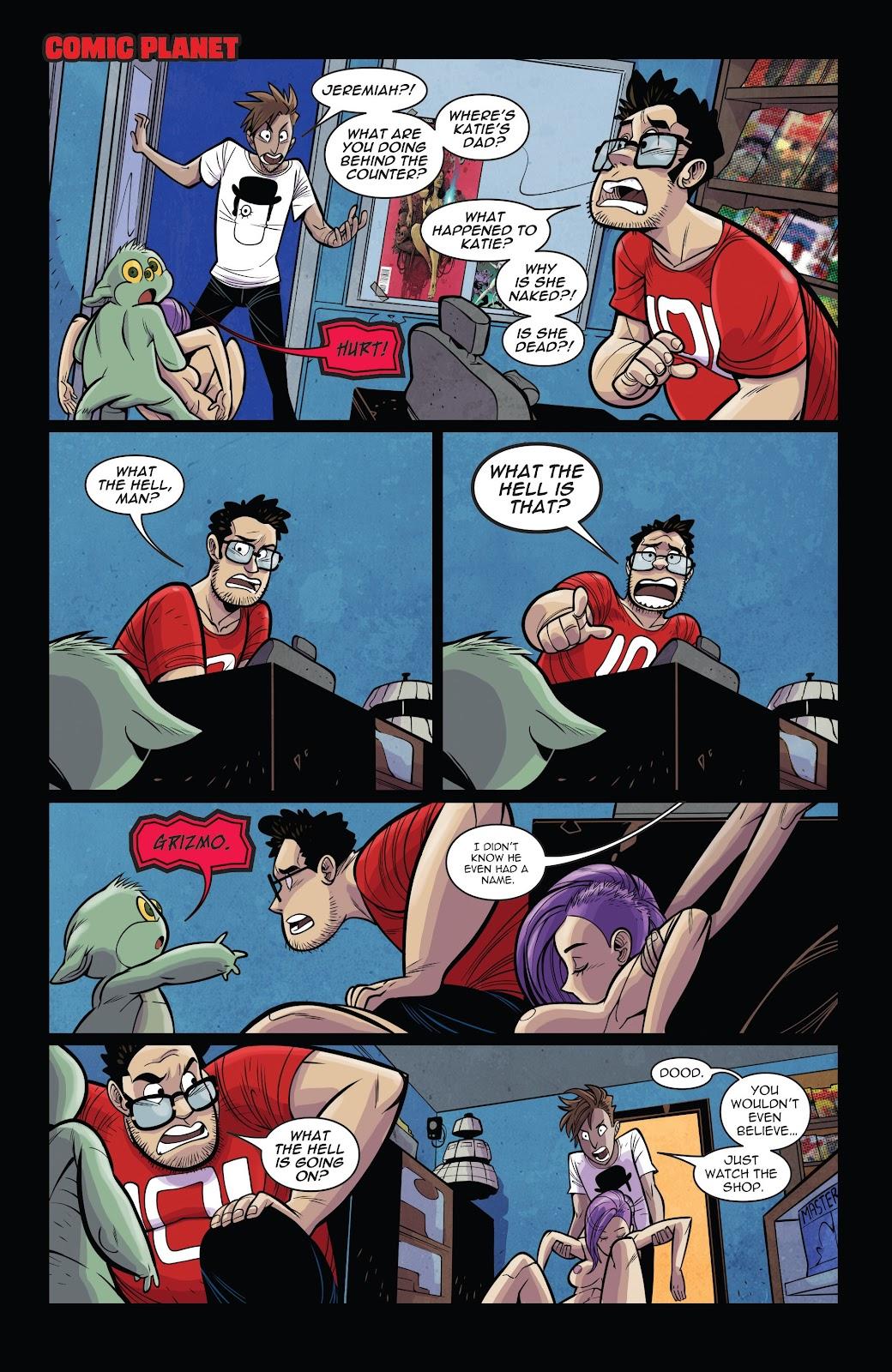 Read online Vampblade Season 3 comic -  Issue #11 - 8