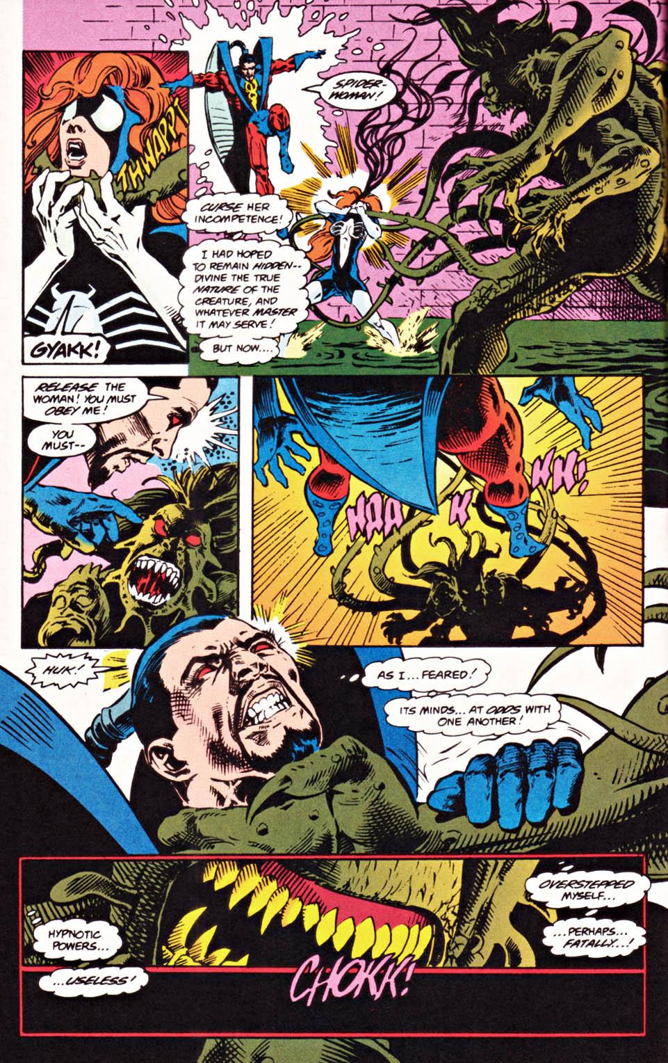 Read online Secret Defenders comic -  Issue #20 - 18
