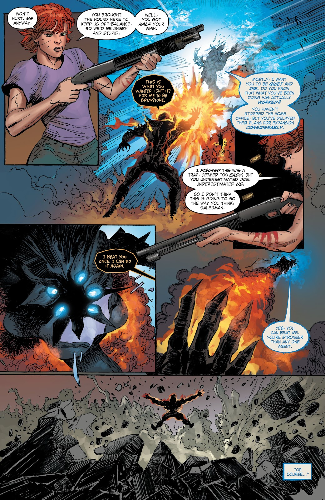 Read online The Curse of Brimstone: Ashes comic -  Issue # TPB (Part 2) - 39