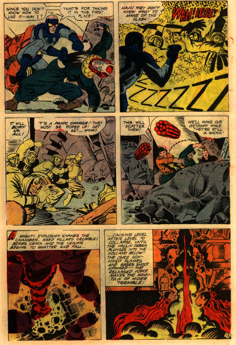 Blue Beetle (1967) issue 4 - Page 17