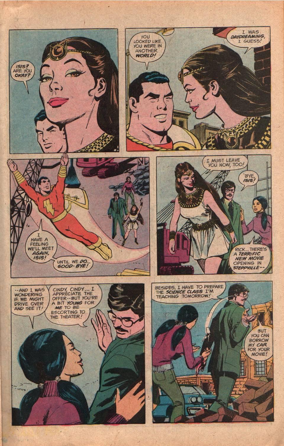 Read online Shazam! (1973) comic -  Issue #25 - 11