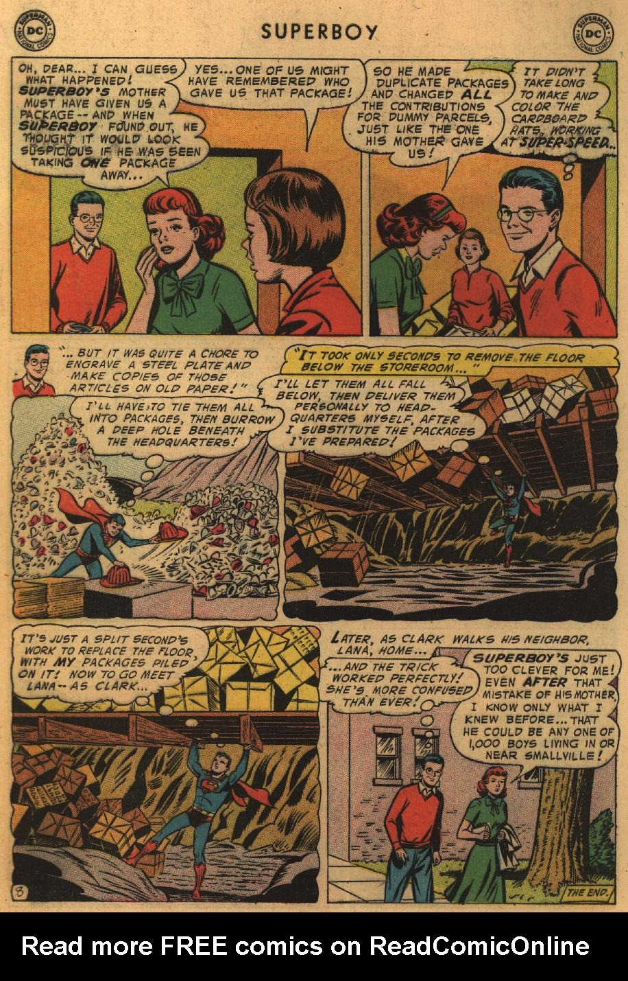 Superboy (1949) issue 51 - Page 9
