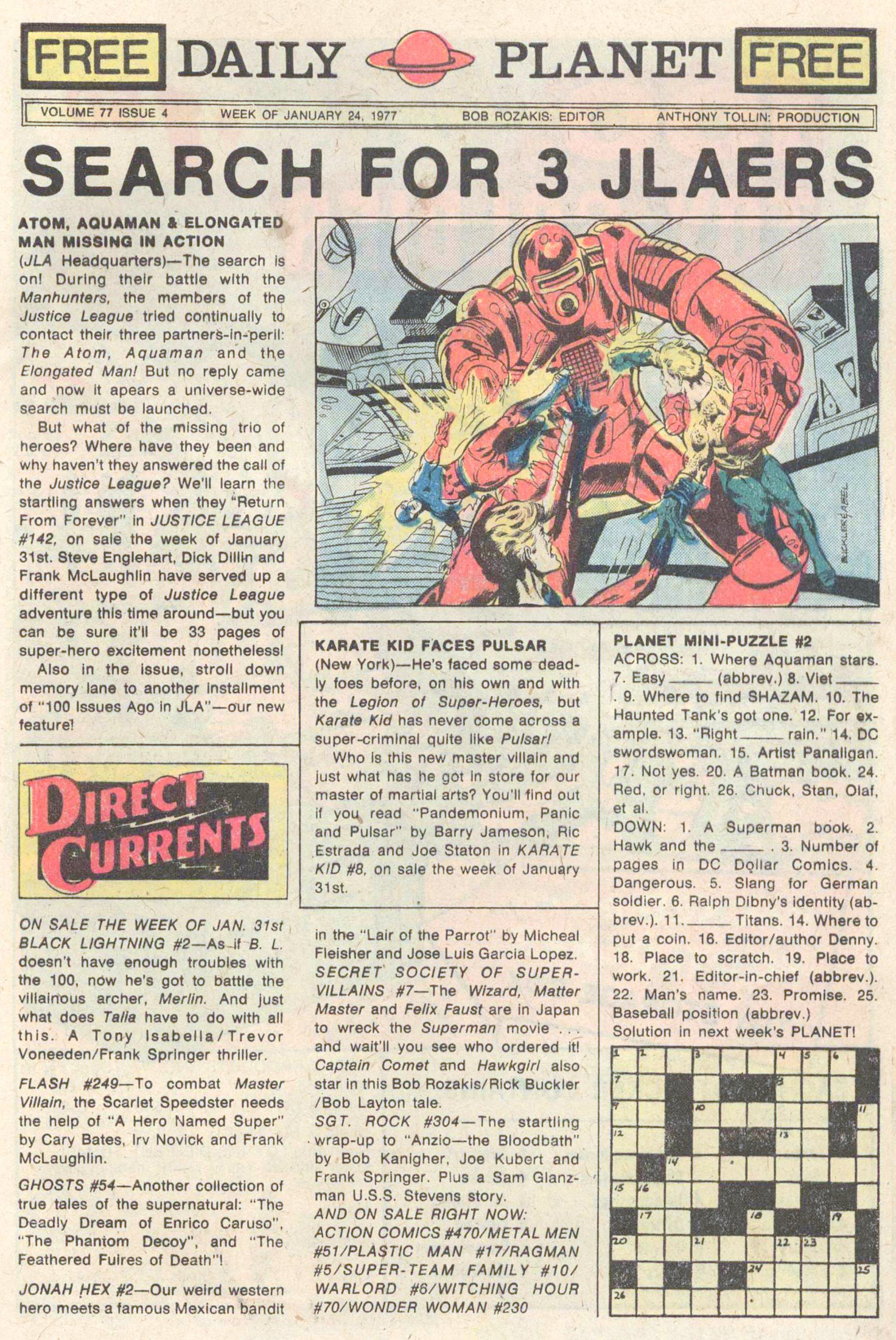 Read online Action Comics (1938) comic -  Issue #470 - 33