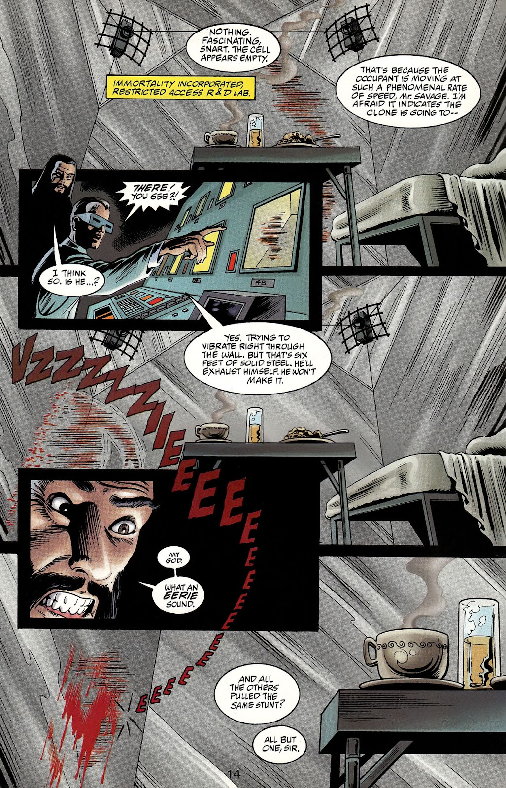 Read online Flashpoint (1999) comic -  Issue #2 - 19