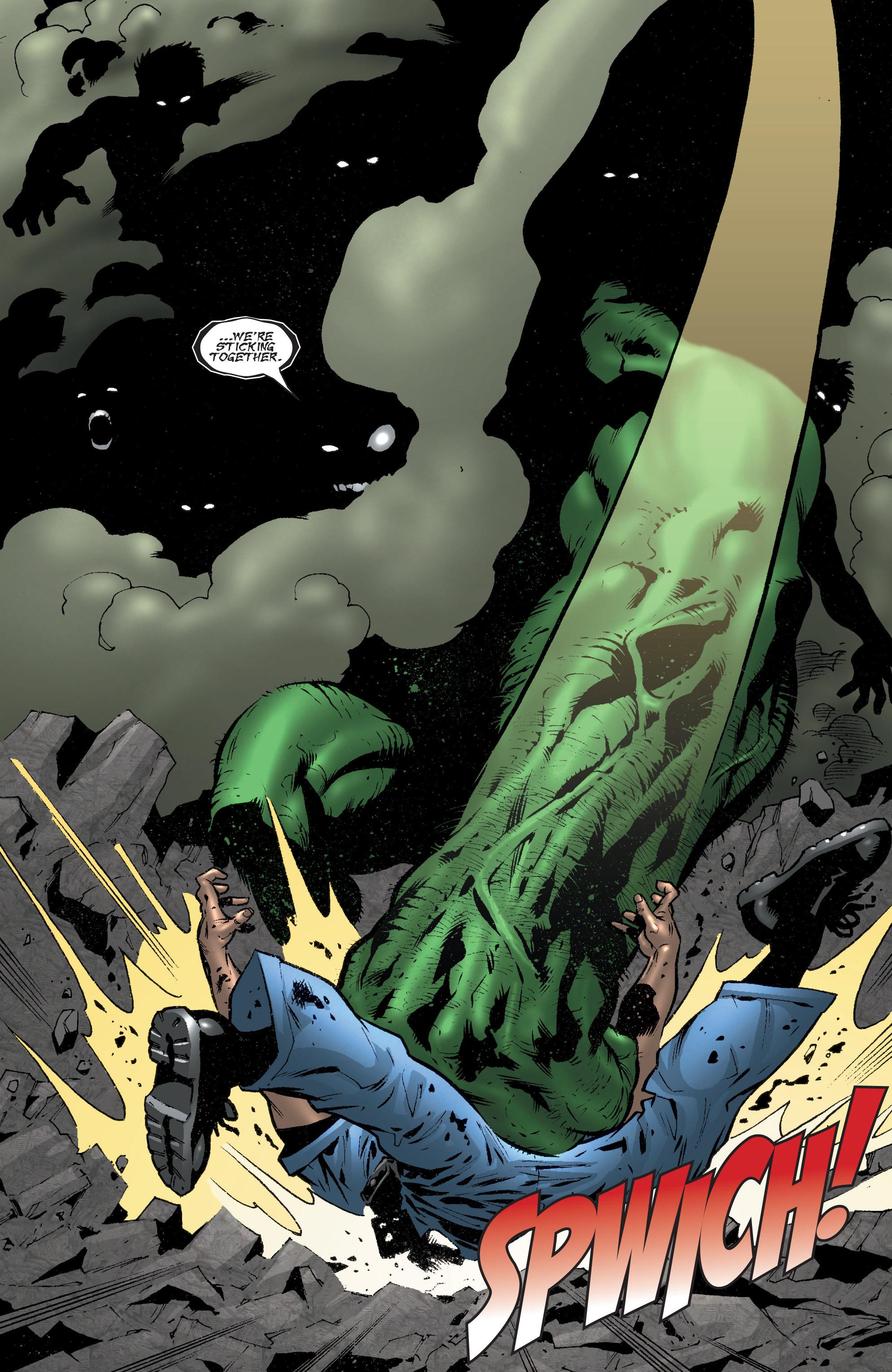 Read online World War Hulk Aftersmash: Warbound, Vol. 1 comic -  Issue #2 - 5
