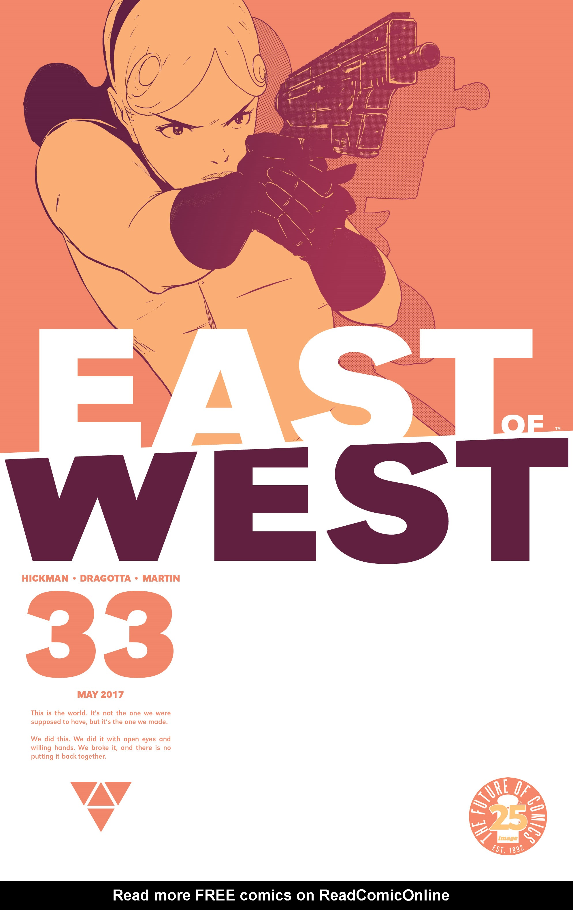 Read online East Of West comic -  Issue #33 - 1