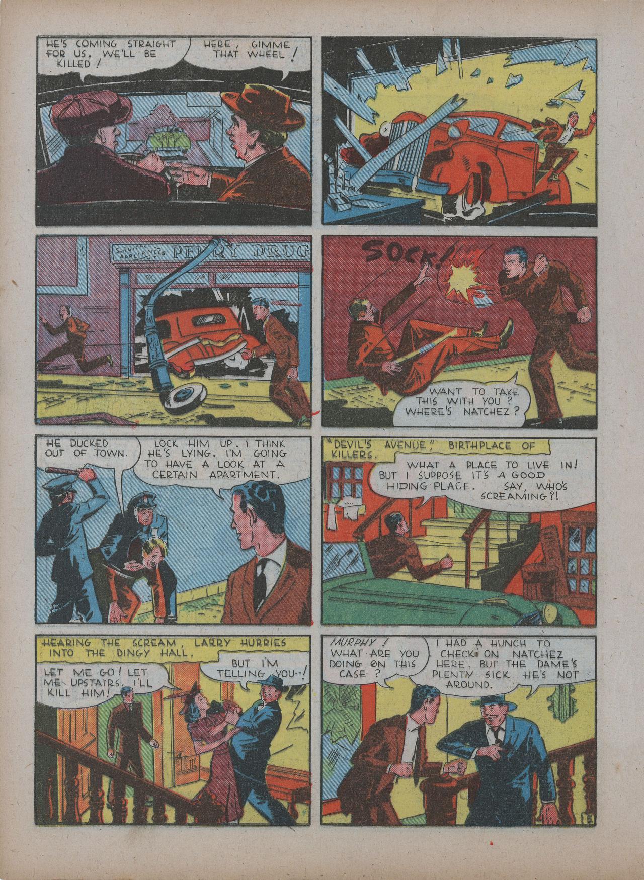 Read online Detective Comics (1937) comic -  Issue #48 - 28