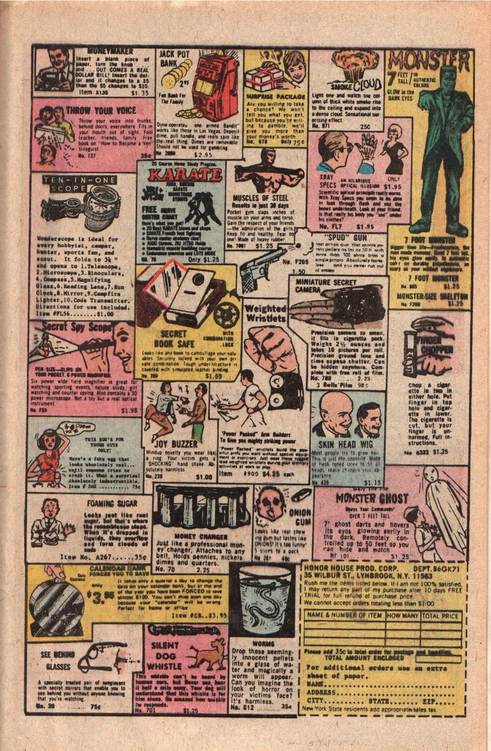 Read online Shazam! (1973) comic -  Issue #34 - 29