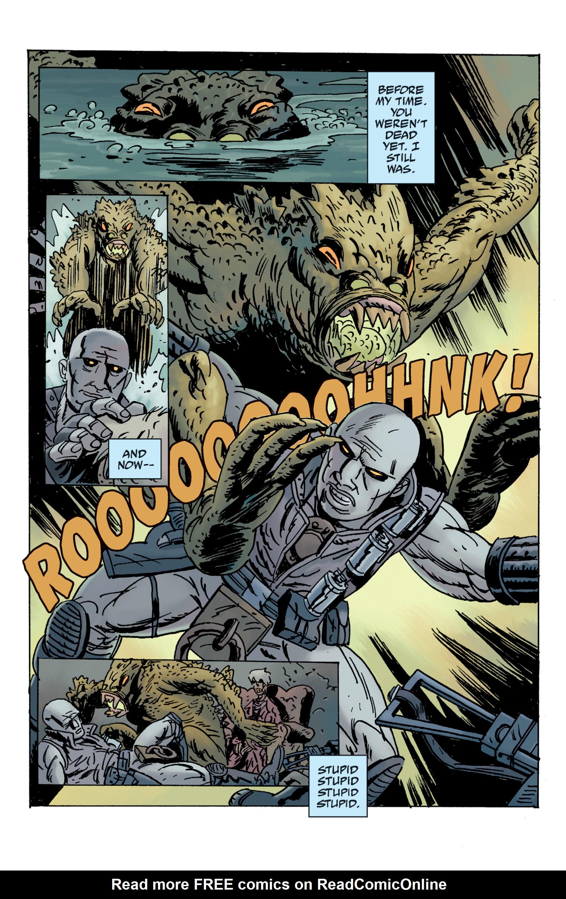 Read online B.P.R.D. (2003) comic -  Issue # TPB 12 - 18