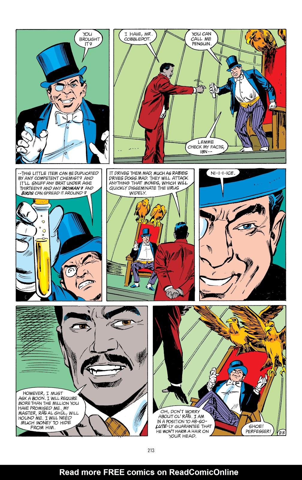 Read online Detective Comics (1937) comic -  Issue # _TPB Batman - The Dark Knight Detective 2 (Part 3) - 15